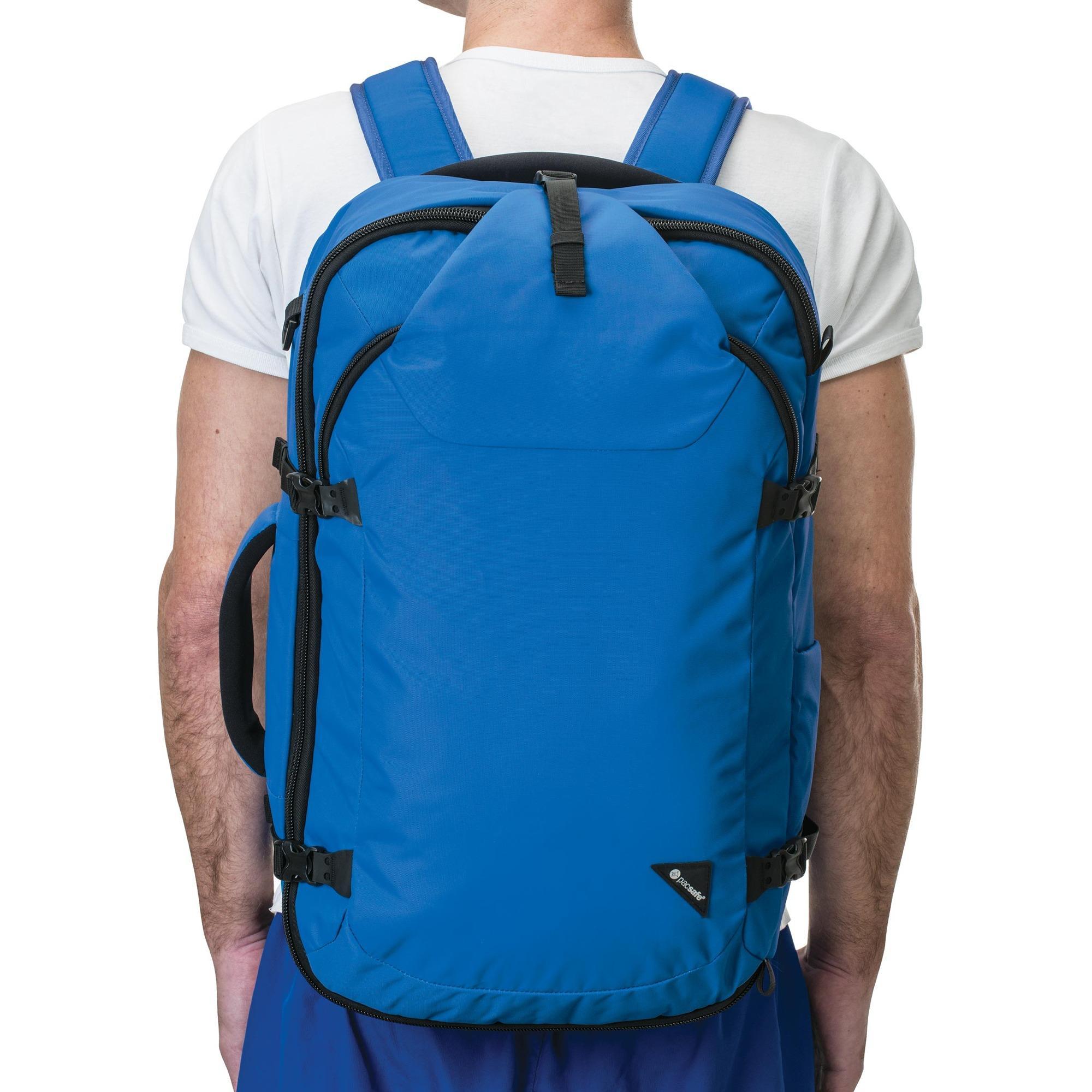 Amazon.com  Pacsafe Venturesafe EXP45 Anti-Theft Carry-On Travel ... 8cd50048f7c35
