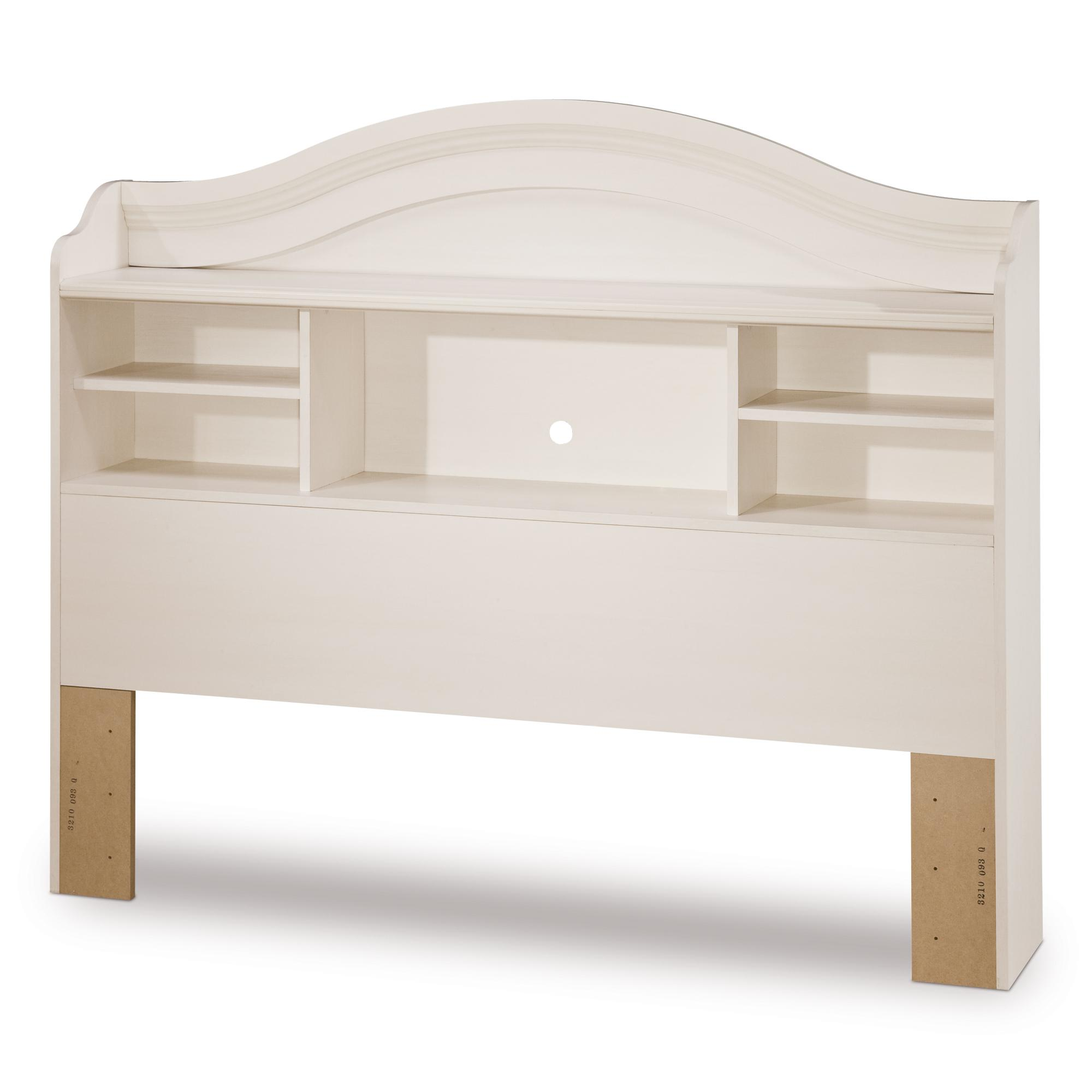 Amazon South Shore Summer Breeze Bookcase Headboard With