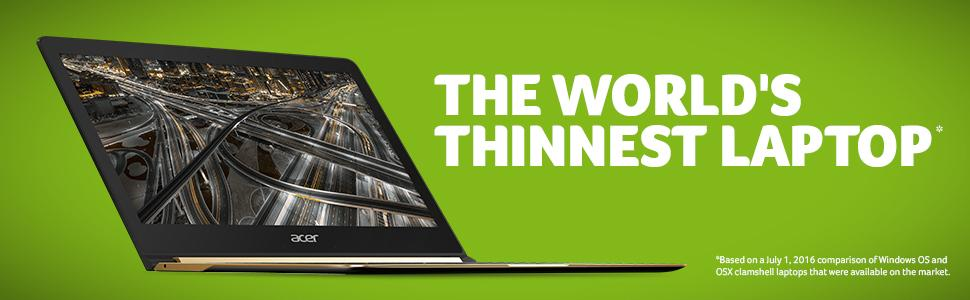 "Amazon.com: Acer Swift 7, 13.3"" Full HD, 7th Gen Intel Core i5 ..."