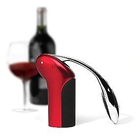 Amazon Com Rabbit Original Vertical Lever Corkscrew Wine