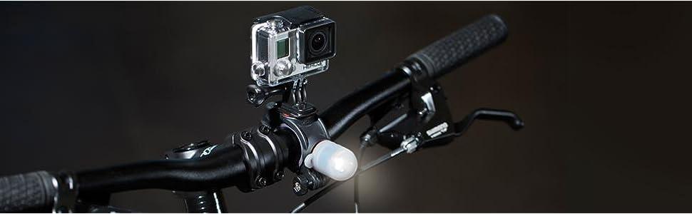 gopro;gopro mount;action video mount;bike mount;bicycle mount;joby;joby mount;bike lights;bicycle