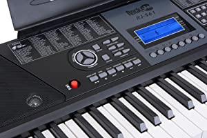 electric piano keyboard