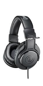 ath-m20x, m20x, m20, ath-m20x headphones, m20x headphones