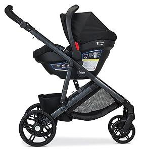 Britax Infant Car Seat B Ready