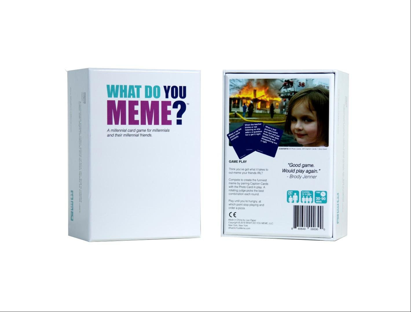 7a8f2bec 7396 4db2 9289 dfcd24569054 what do you meme? adult party game, card games amazon canada