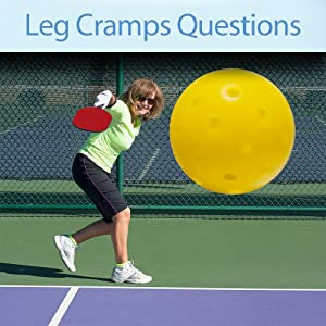 Pickleball, quinine, Hyland's, leg cramps, muscle cramp, natural, homeopathic