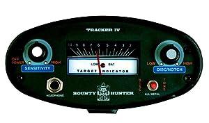 Rastreador IV Detector de Metales