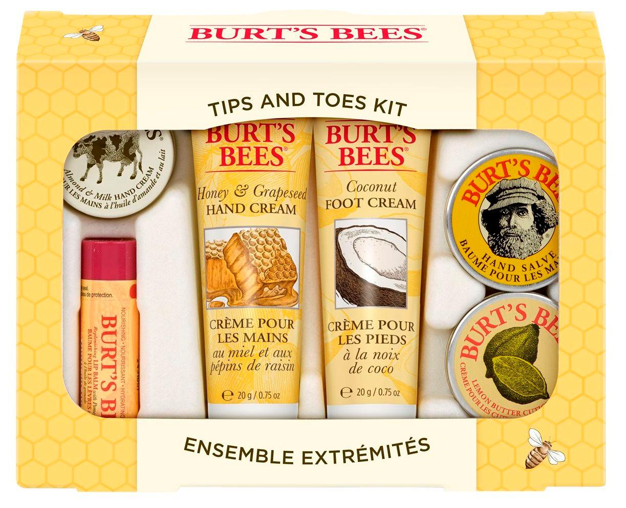 Burt S Bees Essential Everyday Beauty Gift Set Amazon Ca