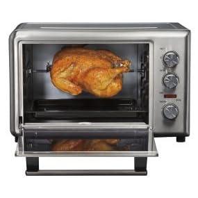 Amazon Com Hamilton Beach 31103a Countertop Oven With