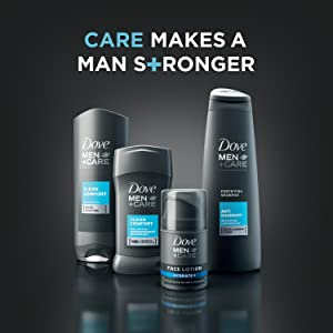 Stay Fresh with the Dove Men+Care Line