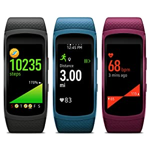 Advanced Fitness Tracking