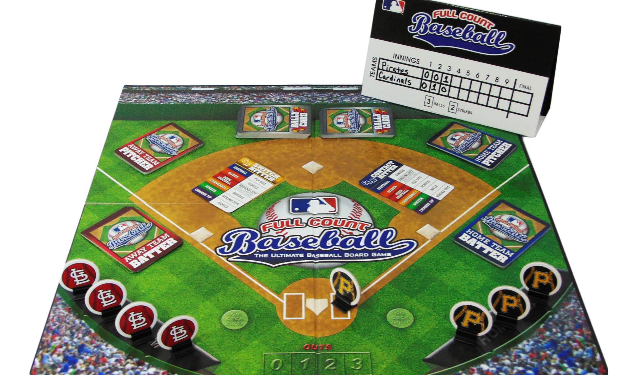 amazon com fremont die mlb full count baseball toys games