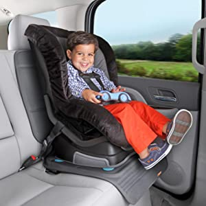 How To Remove Car Seat That Won T Slide Forward