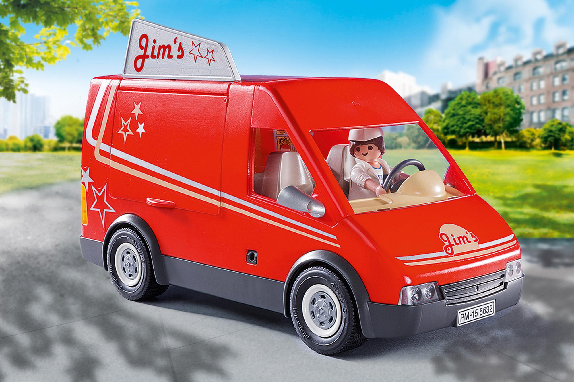 Amazon Playmobil Food Truck