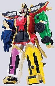 POWER RANGERS MEGAFORCE MEGAZORD DX GOSEI ZORD Deluxe toy