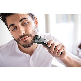 Philips Norelco beard trimmer 3500, best beard trimmer, beard care, beard kit