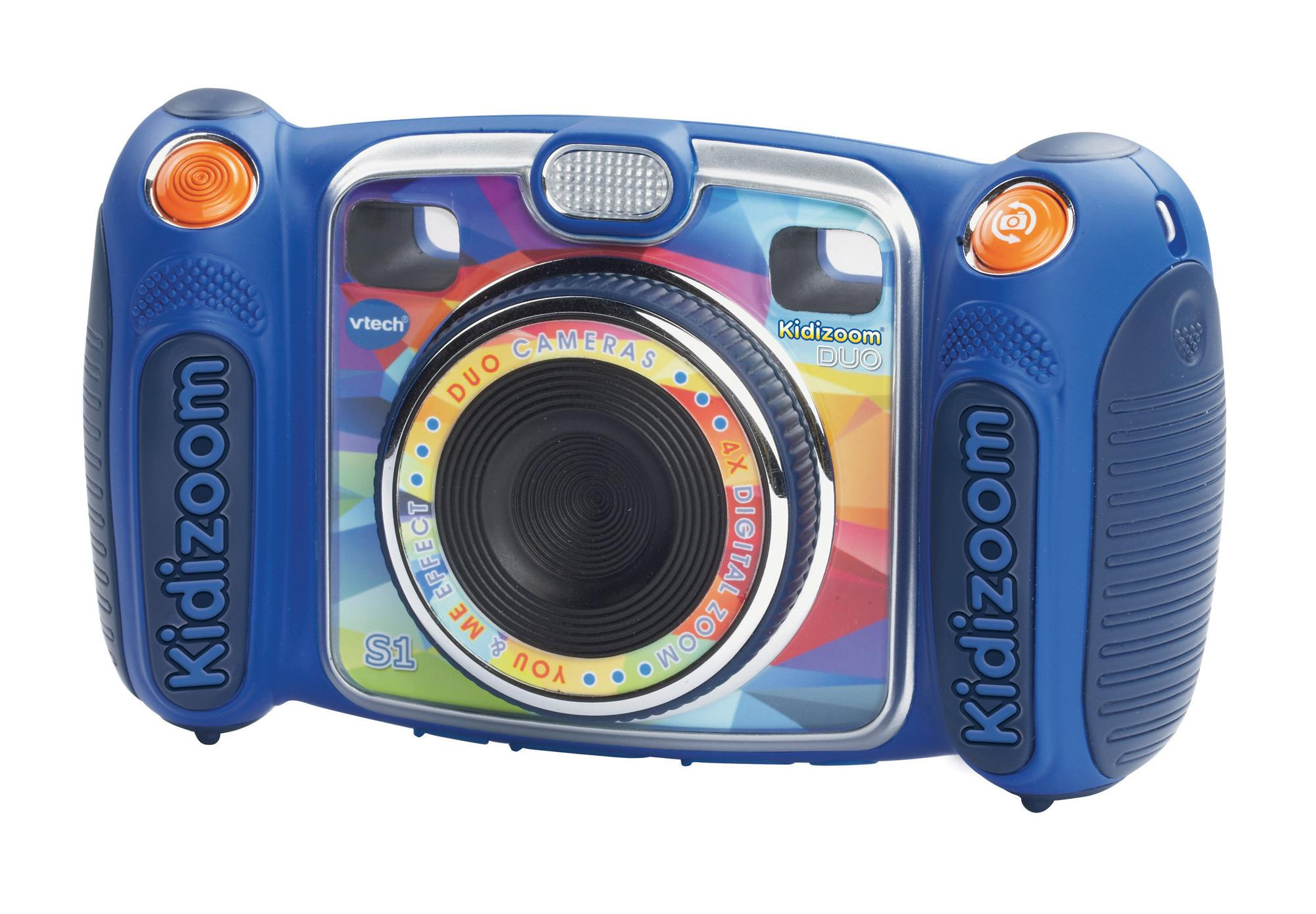 kidizoom 170803 duo digital camera blue amazon com au toys games rh amazon com au Vtech Kidizoom Camera Connect Vtech Kidizoom Camera Connect