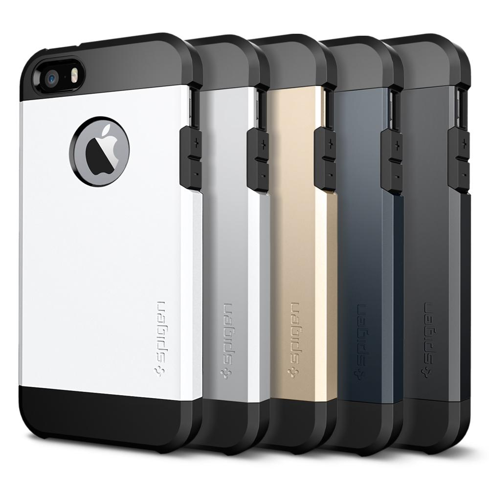 spigen iphone 5s case spigen tough armor for iphone 5s 5 in 16178