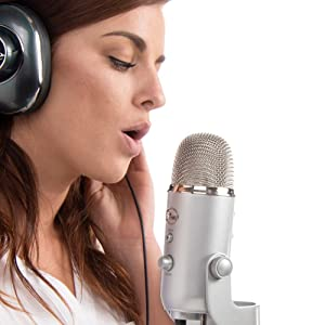 Blue Microphones Yeti Studio All-In-One Professional Recording System for Vocal