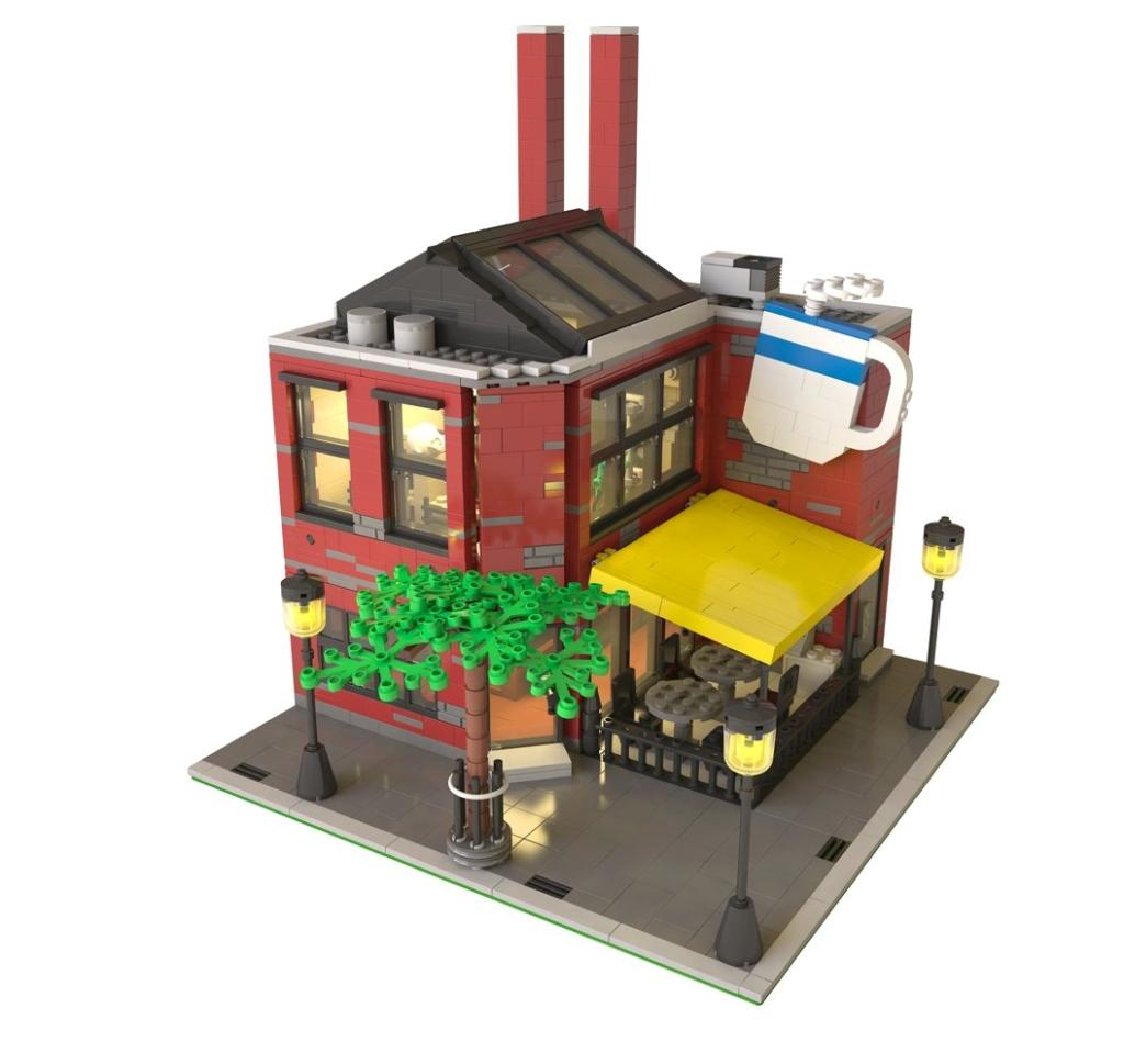 Download the lego neighborhood book: build your own town! (brian lyl….