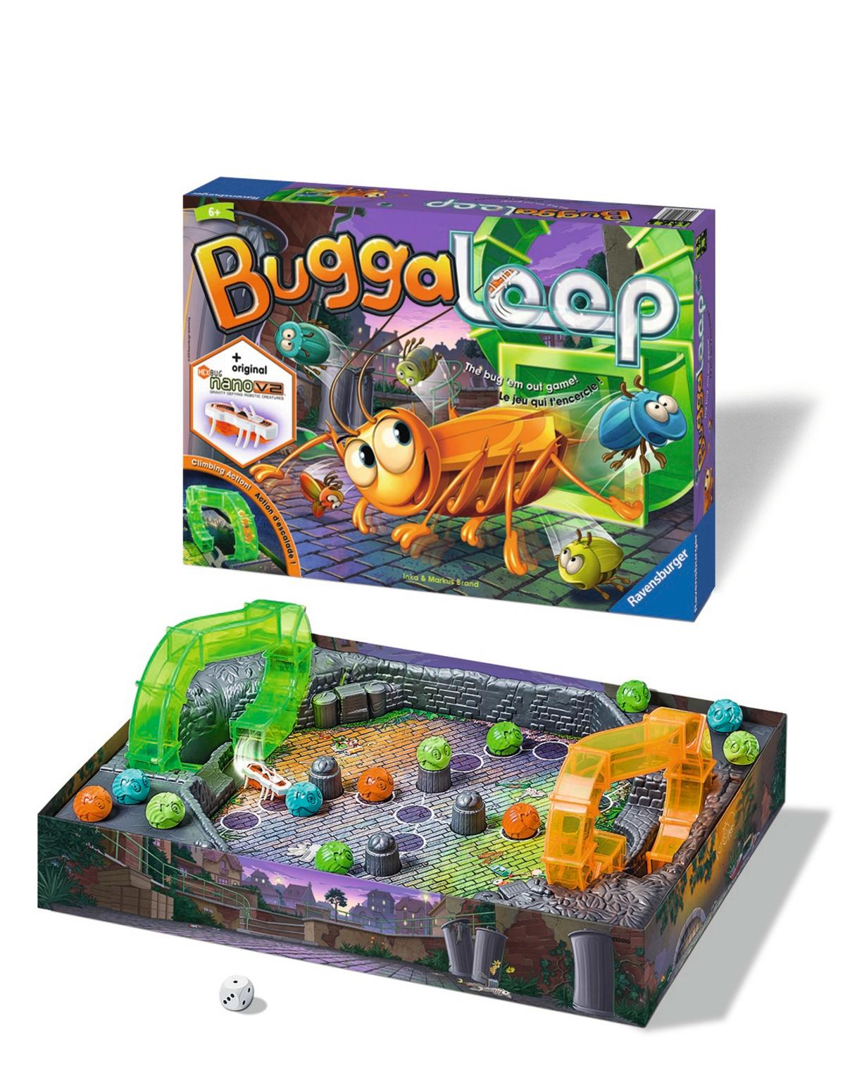 Ravensburger Buggaloop Board Game Toys Games The Prize Is A Hexbug Hexcalator Which Was Featured Here Earlier This From Manufacturer
