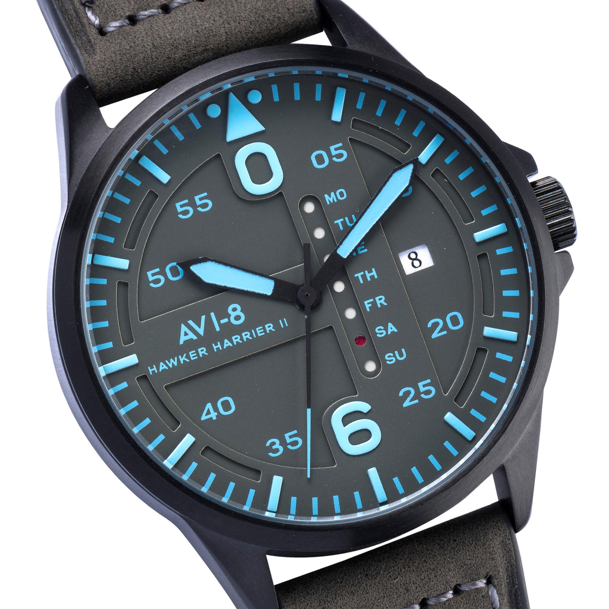 stockist uk v official aviator airacobra watch collections mens watches chrono