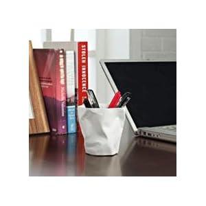modern, pencil holder, pen, desk, lava