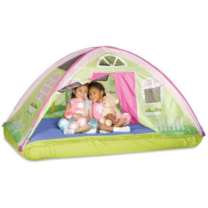 Tent That Fits A Twin Size Bed