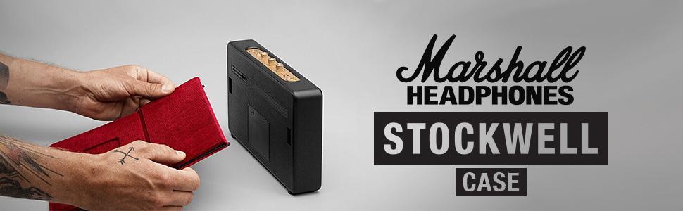 Amazon.com  Marshall Stockwell Portable Bluetooth Speaker 330e345c1ed5a