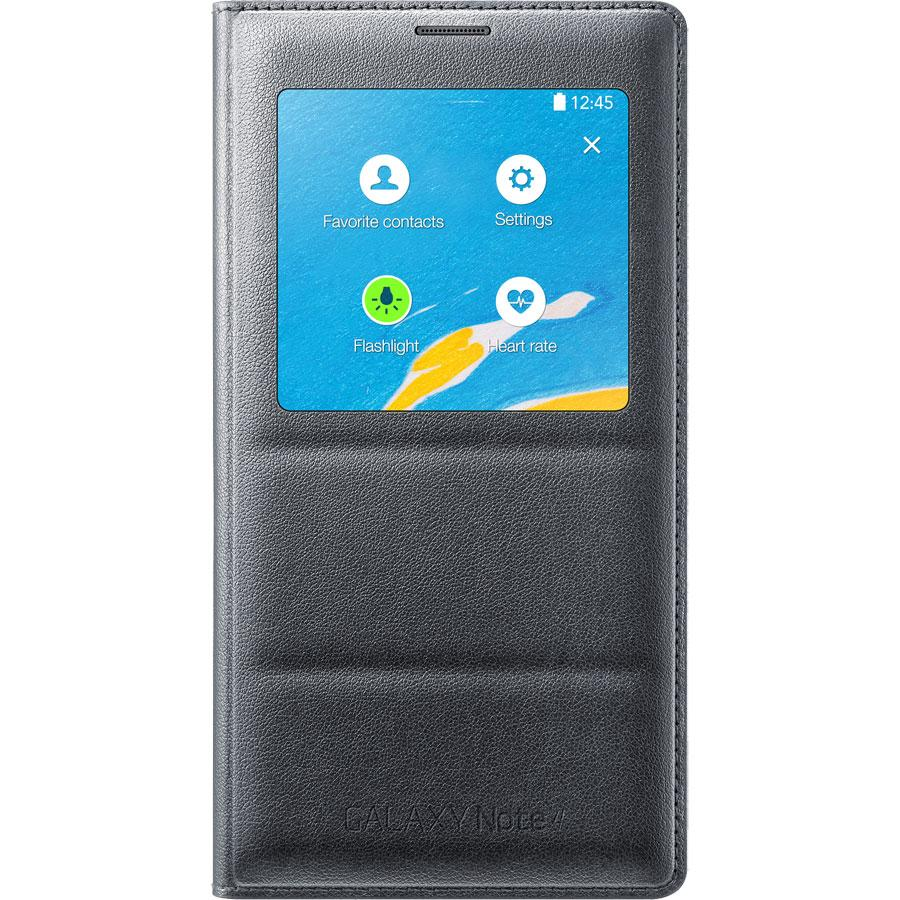 s view cover note 4 wireless charging