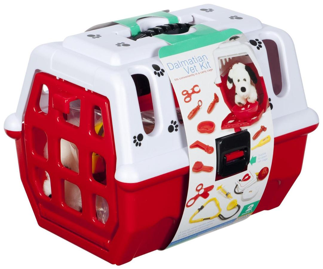 Amazon Com Dalmatian Vet Kit 15 Piece Toys Games