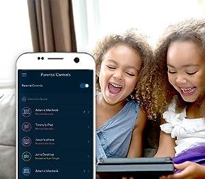 Set Home Wi-Fi Boundaries with Parental Controls