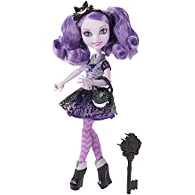 Cream Ever After High Cedar Wood First Chapter Replacement Socks Purple