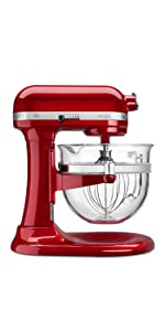 Amazon.com: KitchenAid KP26M1XNP 6 Qt. Professional 600 ...
