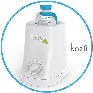 kozii, bottle warmer, breastmilk warmer, breast milk warmer, Dr. Brown's bottle warmer, quick serve