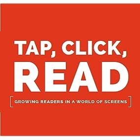 Tap, Click, Read icon