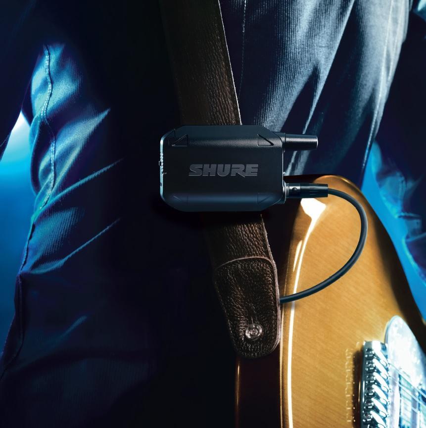 shure glxd14 digital guitar wireless system z2 musical instruments. Black Bedroom Furniture Sets. Home Design Ideas