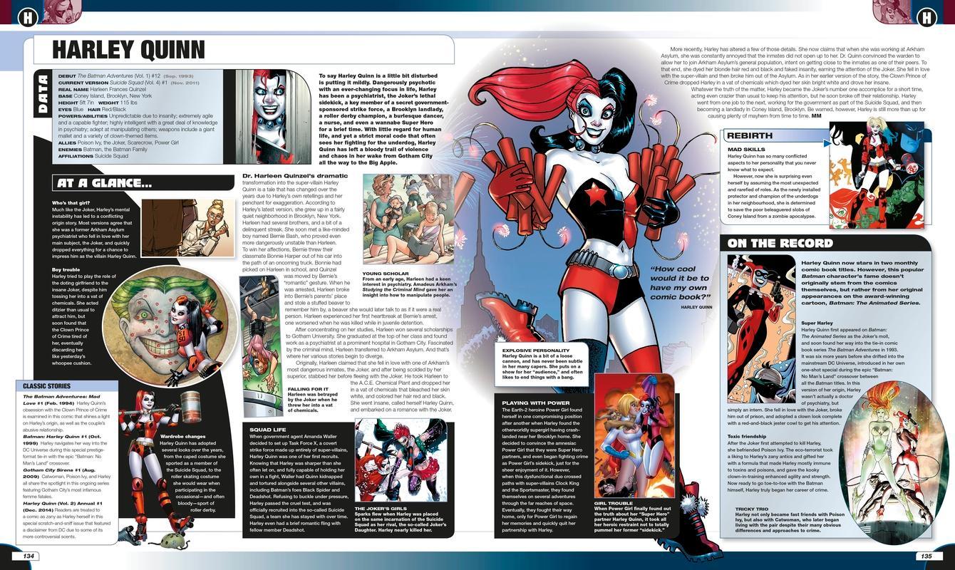 Amazon DC Comics Encyclopedia All New Edition 9781465453570