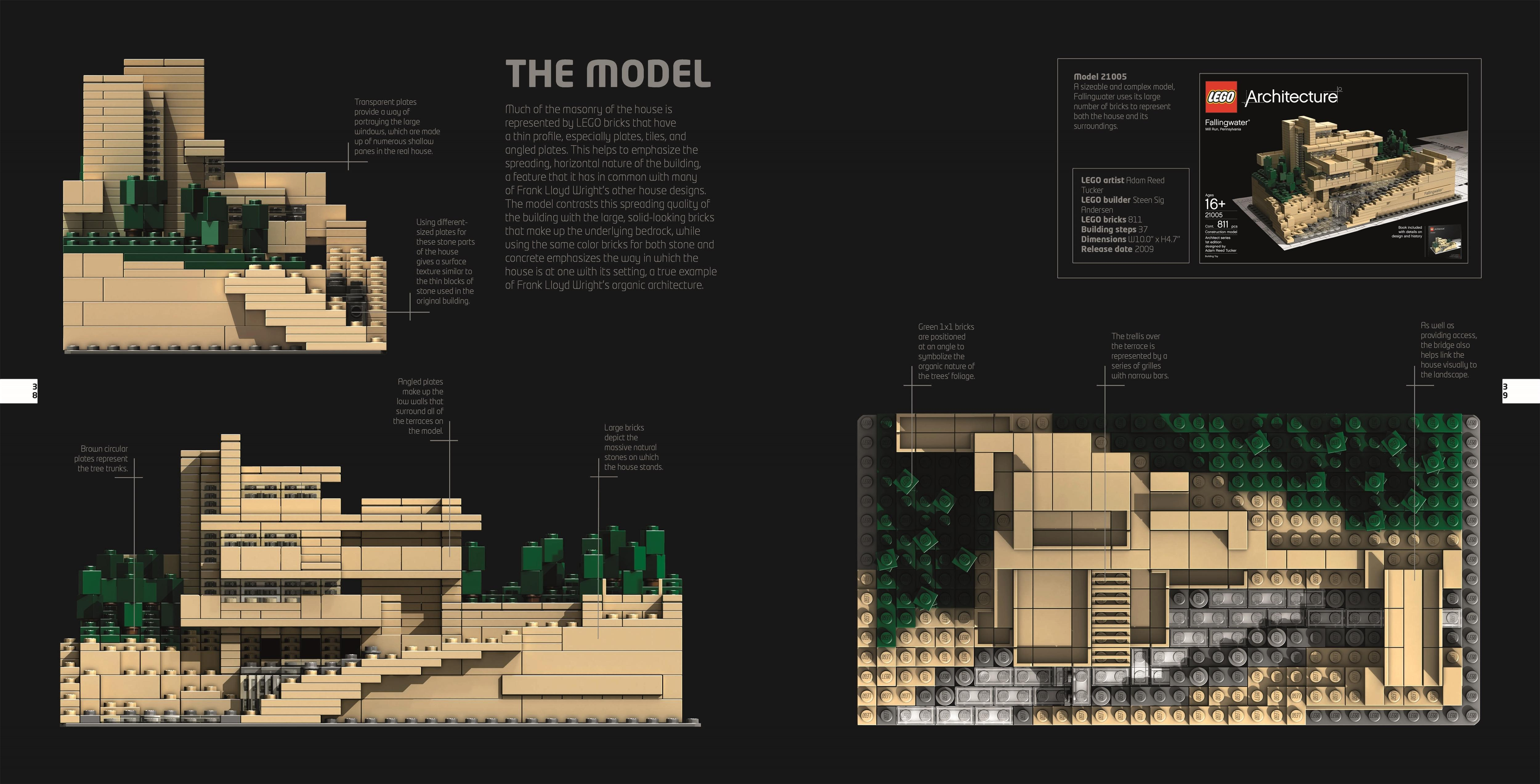Lego Architecture The Visual Guide Philip Wilkinson 0790778022860