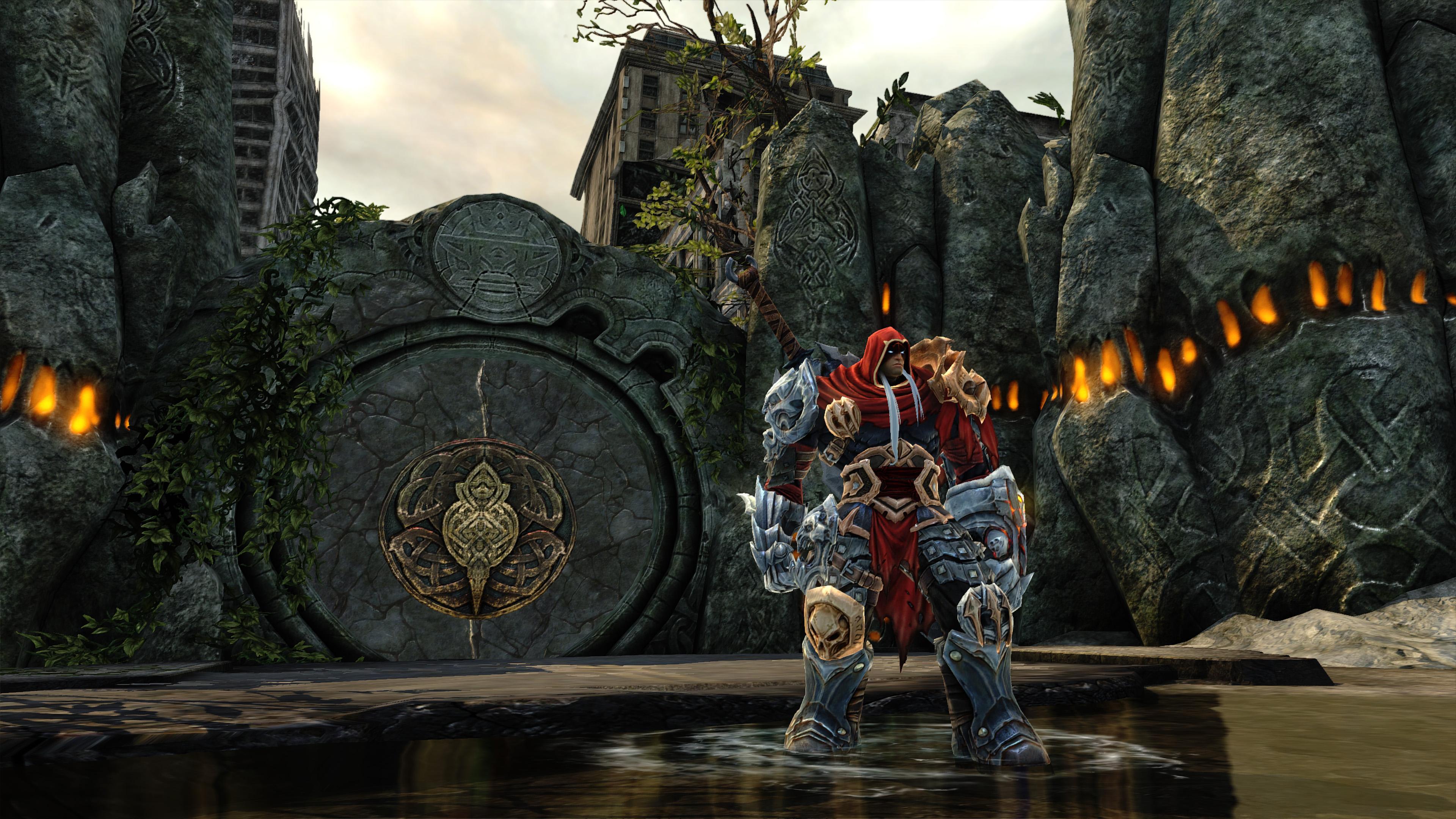 Amazon com: Darksiders: Warmastered Edition (PS4