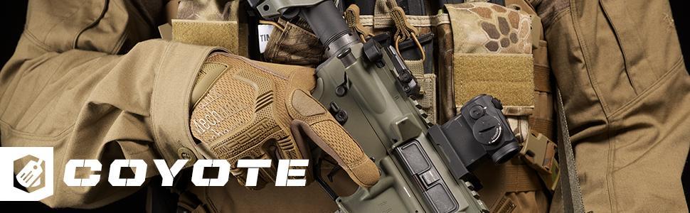 mpact, mechanix gloves, tactical gloves, tactical, shooting gloves, tan tactical gloves