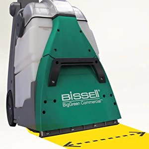 Bissell BigGreen Commercial BG10 Deep Cleaning 2 Motor Extractor Machine 6