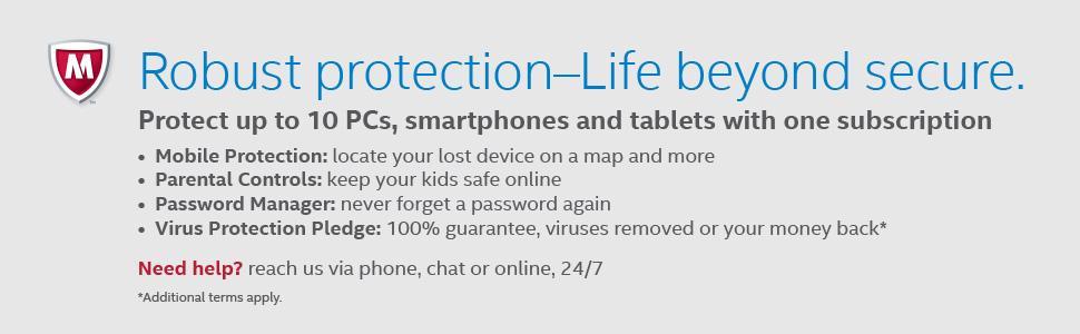 McAfee® Internet Security