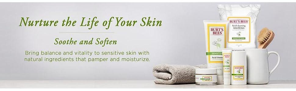 moisturizing face cream;sensitive skin cream;daily facial moisturizer