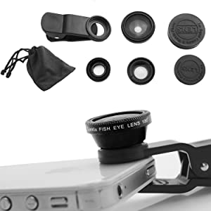 Samsung Galaxy s5 lens kit lenses bundle camera 6+ fisheye fish eye macro wide angle iphone zoom