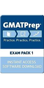 GMATPrep Exam Pack 1
