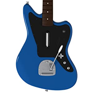 Rock Band Wireless Fender Jaguar Guitar Controller for PS4 Updated Modern and Stylish Design