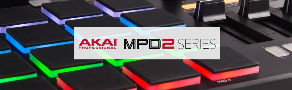 Akai Professional MPD226 Multi Effects Processor