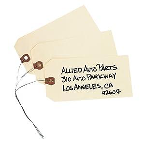 Avery Shipping Tags