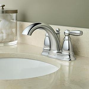 Moen Bathroom Faucets - Easy Water Adjustments